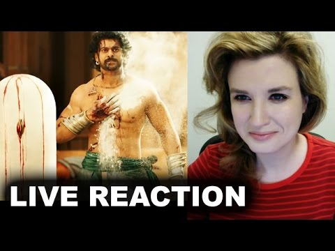 Baahubali 2 Trailer REACTION thumbnail