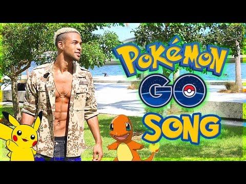 POKÉMON GO SONG !! (Official Video) - Simon Desue