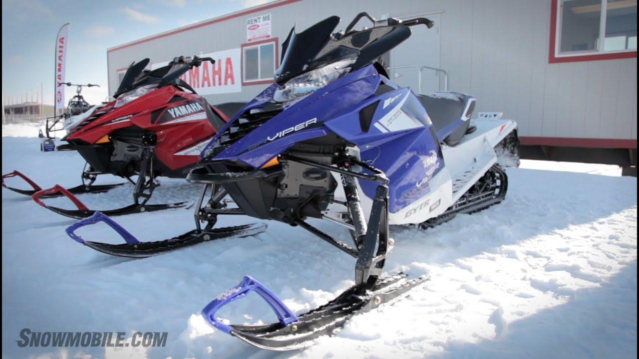 Yamaha Viper S