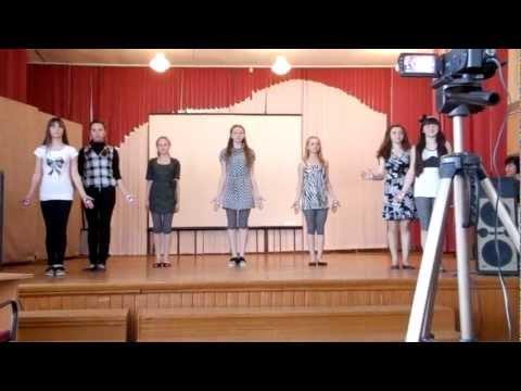 Прикольный танец everything At Once, Lenka video