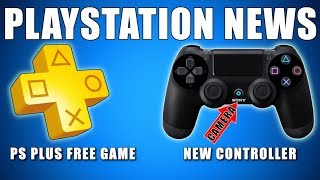 𝗣𝗦 𝗣𝗟𝗨𝗦 Free Game Update - 20 NEW 𝗣𝗦𝟰 Games & 𝗣𝗦𝟱 Controller Patent? (Playstation News)
