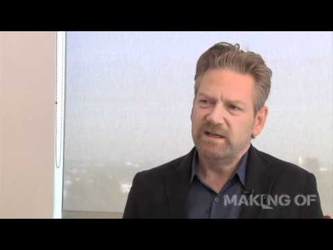 Kenneth Branagh: Reel Life, Real Stories