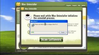 max uninstaller register