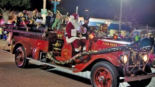 Christmas Parade in Long Beach California 2015+