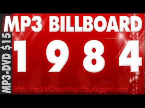mp3 BILLBOARD 1984 TOP Hits mp3 BILLBOARD 1984