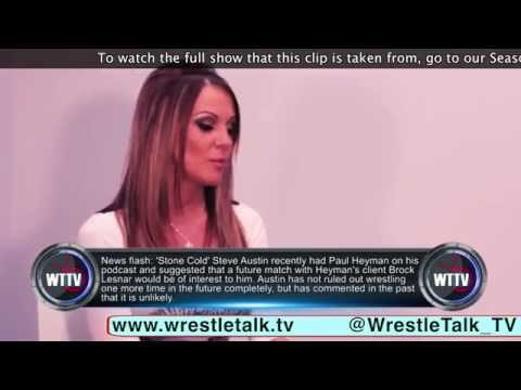Velvet Sky Compares WWE Divas to TNA Knockouts