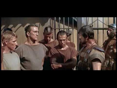 Spartacus (1960) Trailer (Fan Made)