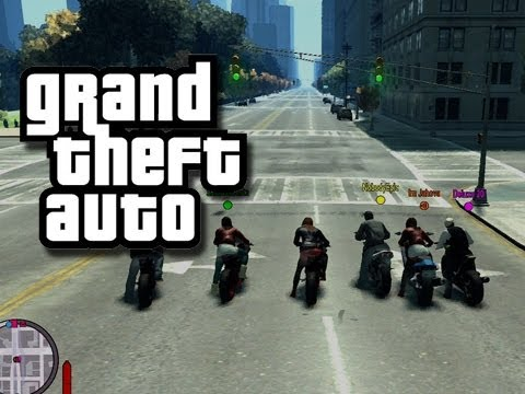GTA - Crazy Races and Ramps #3 (Funny GTA Moments)