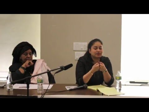 2016 CSW Parallel Event:  A New Generation of Muslim Women Change-Makers