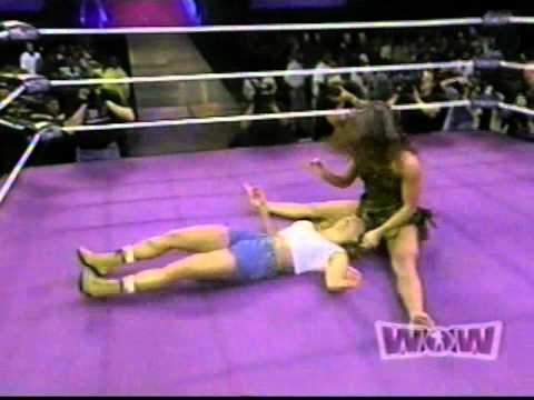 Women Of Wrestling - Episode 22: Part 4 - Jungle Grrrl Vs Heather Steele video