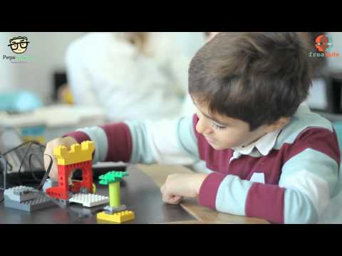 Pequeingenieros - La Robótica Educativa Con LEGO Education