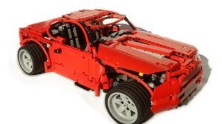 Lego Technic IR RC supercar BMW-xx