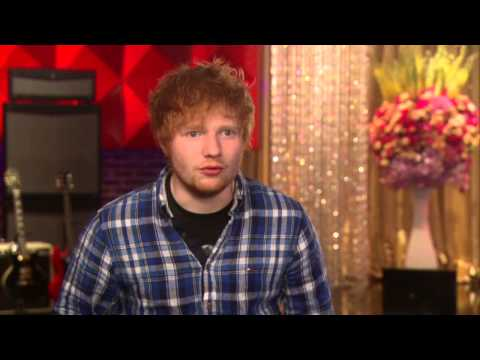 Christina Aguilera & Ed Sheeran | The Voice 5 Interview