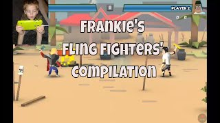 Frankie's Fling Fighters by Craneballs Compilation