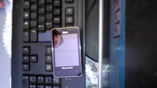 LG L3 E405 como resetar a senha aplicando hard reset