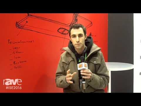 ISE 2016: Marconi Produces AV Interactive Systems and Solutions for Conferencing and Events
