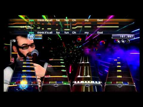 Oh My God - Ida Maria Expert (All Instruments Mode) Rock Band 3