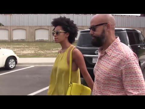 Solange Knowles est enfin questionnée sur sa dispute