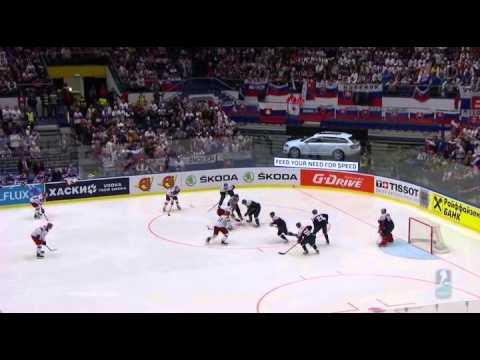 ЧМ по хоккею 2015 Группа B Россия-Словакия, 10.05.2015