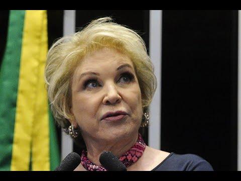 Marta Suplicy deixa claro que sem reconhecimento de CASAMENTO não há segurança jurídica