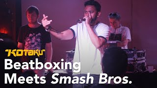 When Smash Bros. Meets Beatboxing