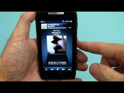 Motorola DROID RAZR (Verizon) review