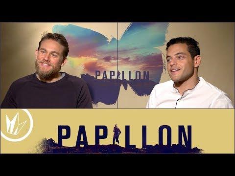 Papillon: Sit Down With The Stars Feat. Matthew Hoffman - Regal Cinemas