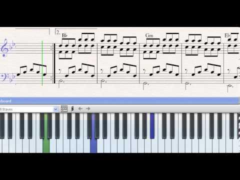 Tutorial Piano A Thousand Years  Christina Perri