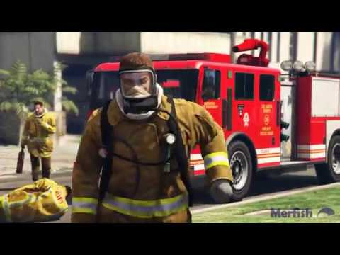 Firefighters of GTA V