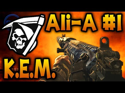 GHOSTS Multiplayer Gameplay - Ali-A 1st