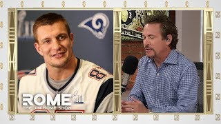 """Gronk Is Definitely A First Ballot Guy"" 