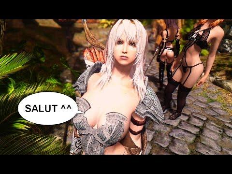 Skyrim Mods Revue De La Semaine #84 : La Foire Aux Boobs Xd video