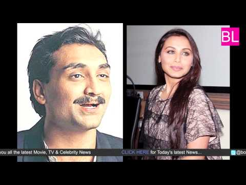 Rani Mukerji-Aditya Chopra: Marriage at last