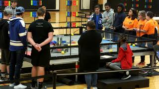 Robotics Competition, Texas City, TX (Jan 19, 2019) 15 of