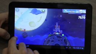 Gaming on the Micromax 10 inch Funbook Pro p500 - iGyaan