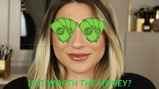 FULL FACE OF MY MOST EXPENSIVE MAKEUP (EACH CATEGORY) || GIO DREVELI ||