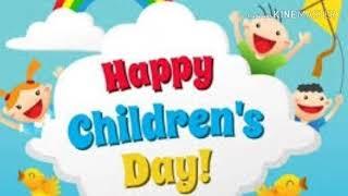 CHILDREN'S DAY QUIZ FOR SCHOOL CHILDREN PART I