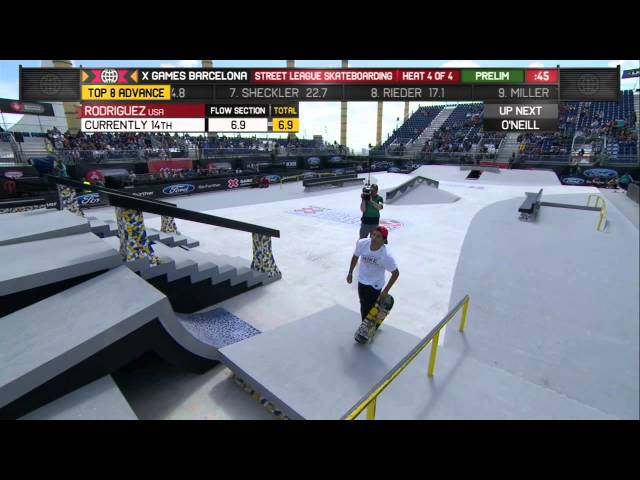 Paul Rodriguez advances to SLS Final