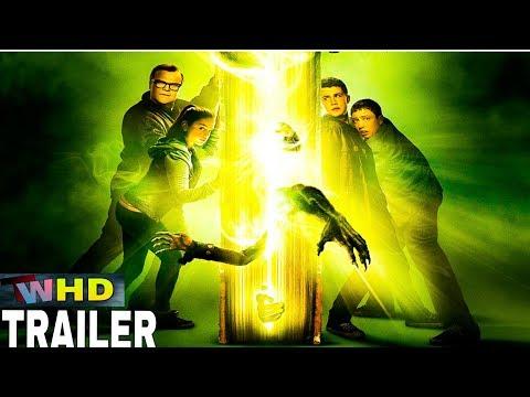 Goosebumps 2: Haunted Halloween Trailer #1 Ari Sandel,  2018 Tw Trailer World