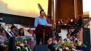 Pregón Quintanilla de Onesimo  Goyo 14 08 2013