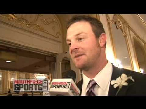White Sox Pitcher John Danks on Mark Buehrle's taunts