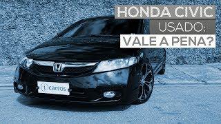 Honda Civic usado: vale a pena? | iCarros