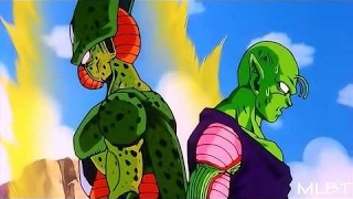TFS - Piccolo vs Imperfect Cell (Full Fight)