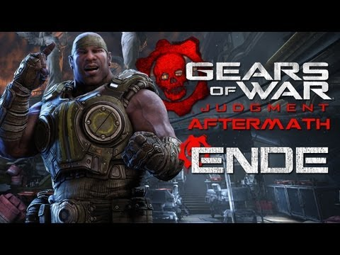 Gears of War: Judgment - Aftermath - Let's Play #5 - FINALE