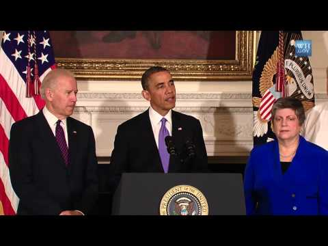 Obama Speaks On Oklahoma Tornadoes