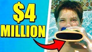 6 CRIANÇAS GÊNIOS QUE FICARAM MILIONÁRIAS DO DIA PRA NOITE
