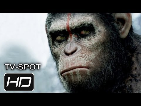 El Planeta de los Simios: Confrontación - TV-Spot #1 - Subtitulado Español - HD