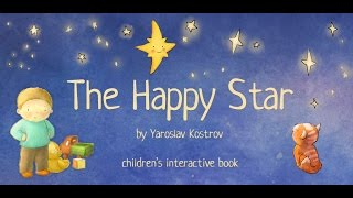Download The Happy Star - Children's Interactive Book / Bedtime Story 3Gp Mp4