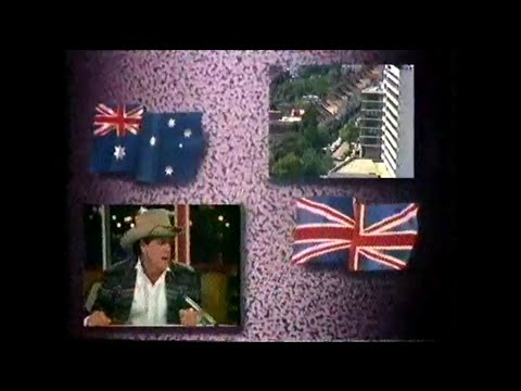 BBC Interview - Oz For Africa Introduction (BBC - Live Aid 7/13/1985)