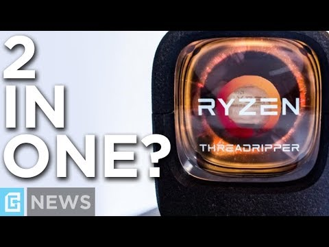Does Ryzen Threadripper Have 32 Cores + Intel Core X Clocks??